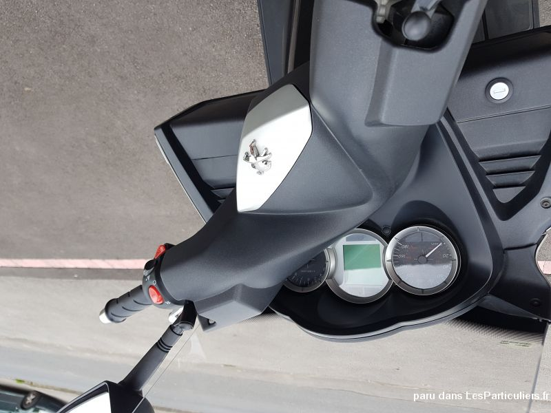 Scooter Peugeot Satelis 125i Vehicules Scooters Nord