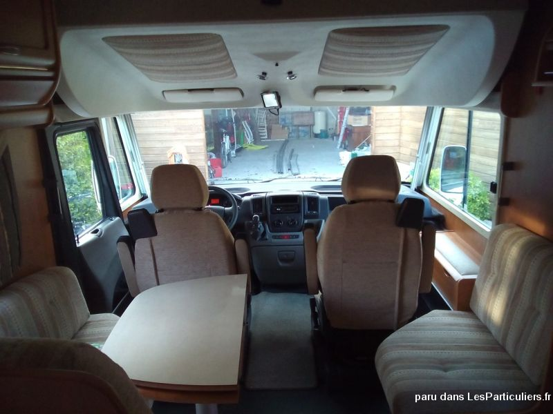 Camping car Rapido 9083DF chassis AL-KO  Vehicules Caravanes Camping Car Vaucluse