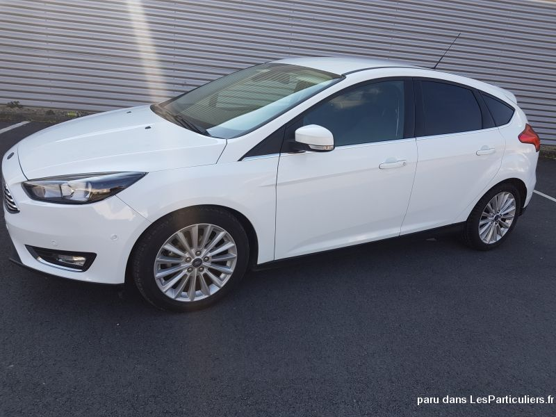 Ford focus 1,6 l TDCI 115 Vehicules Voitures Marne