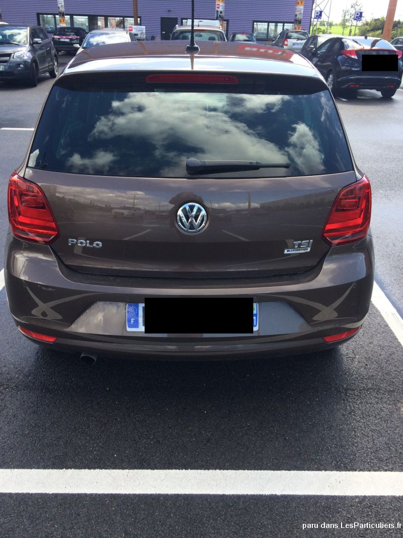 Polo Lounge 1.2 TSI 90 ch blueMotion technology  Vehicules Voitures Marne