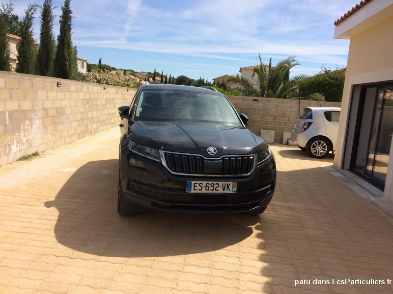 Skoda Kodiak Business 4x4 5 places Vehicules Voitures Gard