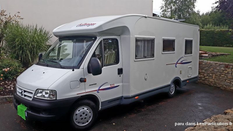 Camping car Challenger 311 Vehicules Caravanes Camping Car Orne