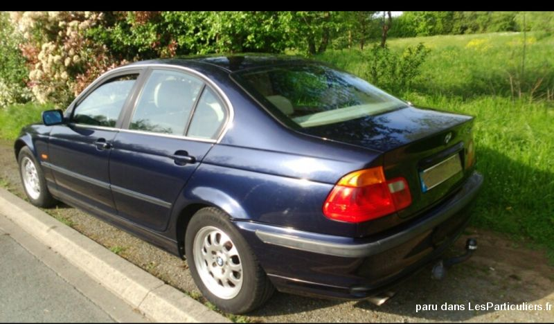 BMW 320i  E46  6cyl  2,2L  170cv pack luxe Vehicules Voitures Vendée