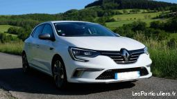 RENAULT Mégane IV 1.2 TCE 130 INTENS Full GT Line