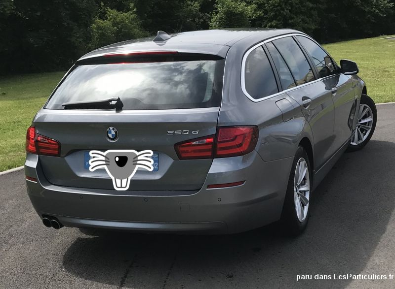 BMW 520D TOURING Vehicules Voitures Aisne