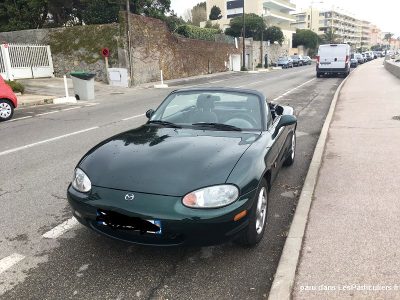 Mazda mx5 Vehicules Voitures Alpes-Maritimes
