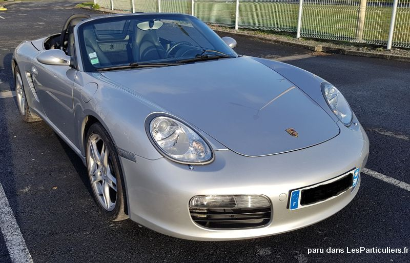 PORSCHE BOXSTER 2.7 TYPE 987 Vehicules Voitures Nord