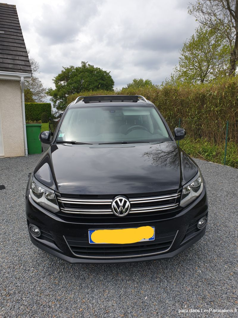 Tiguan 2.0 TDI 110CH BLUEMOTION TECHNOLOGY LOUNGE  Vehicules Voitures Seine-Maritime