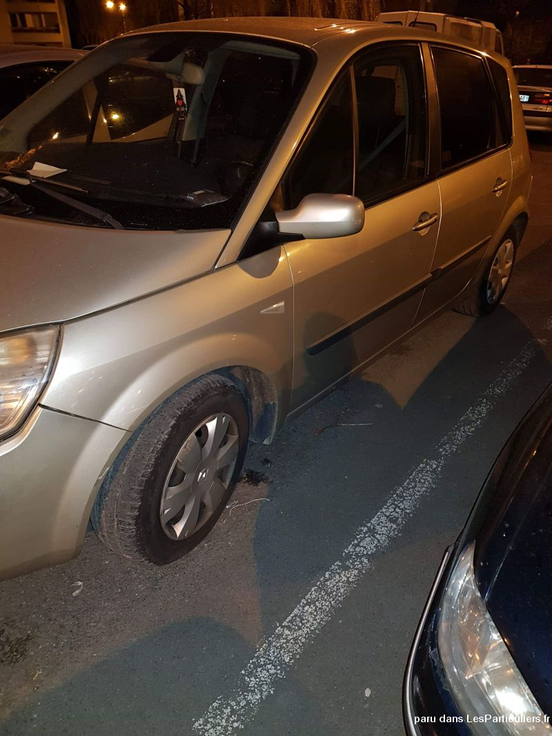 Renault Mégane scenic 2 Vehicules Voitures Nord