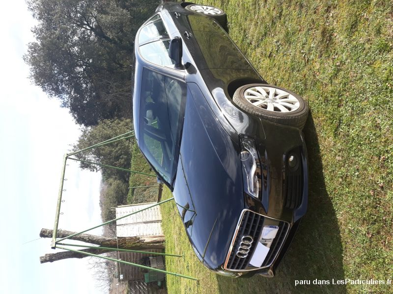 AUDI A4 AMBITION LUXE B8 Vehicules Voitures Dordogne