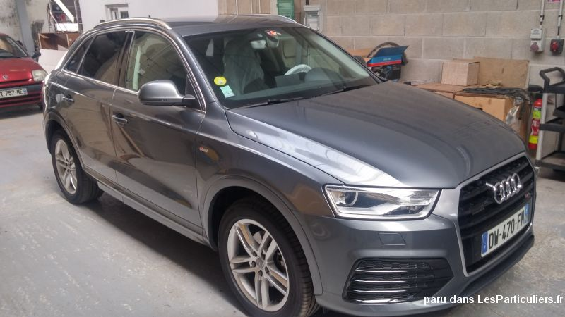 Q3 SLINE FULL OPTIONS Vehicules Voitures Yonne