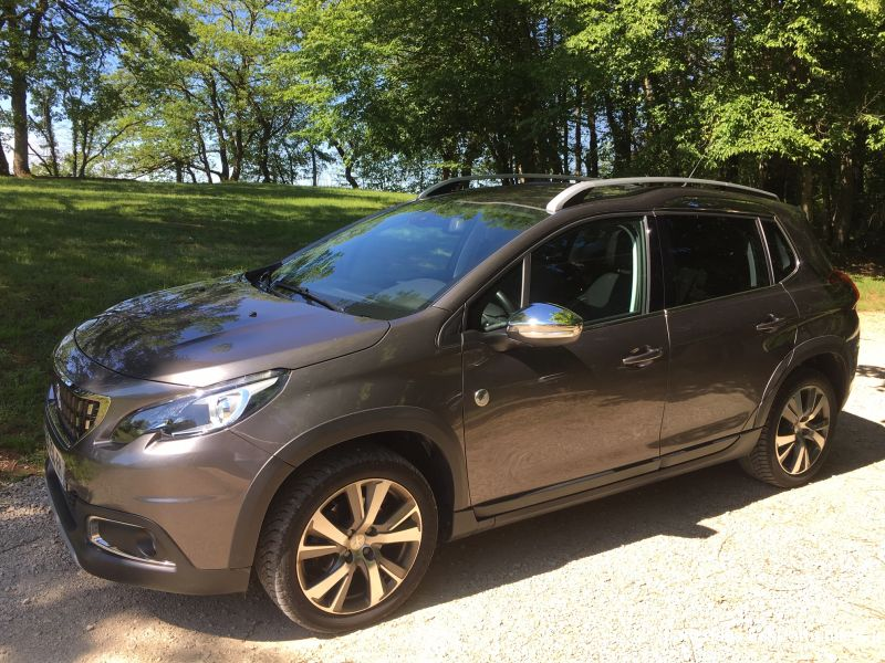 Peugeot 2008 crossway 110 ch pur tech Vehicules Voitures Doubs