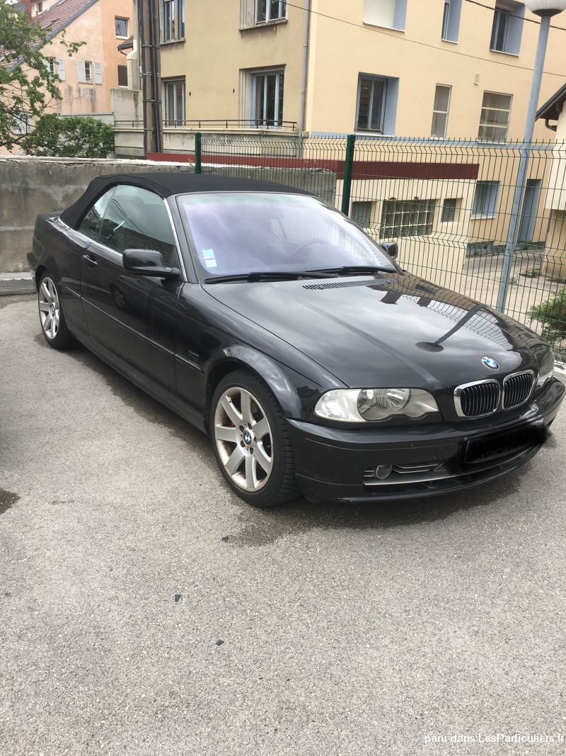 BMW Cabriolet 330 Ci Vehicules Voitures Doubs