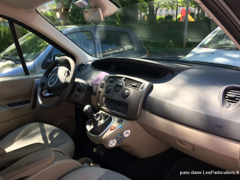 Renault Scenic 2 Expression  Vehicules Voitures Val-de-Marne