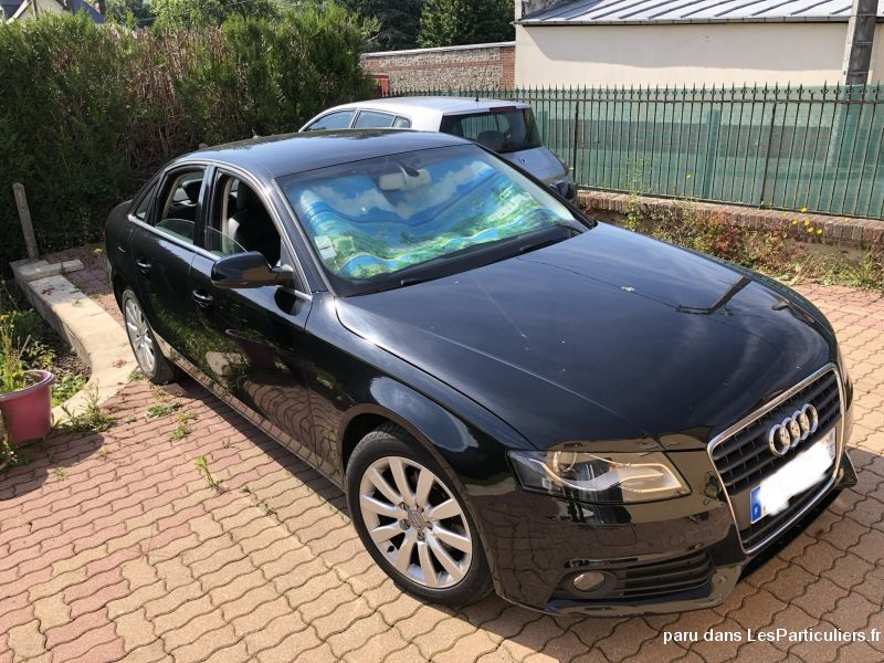 Audi A 4 Tfsi160 ambition luxe Vehicules Utilitaires Seine-Maritime