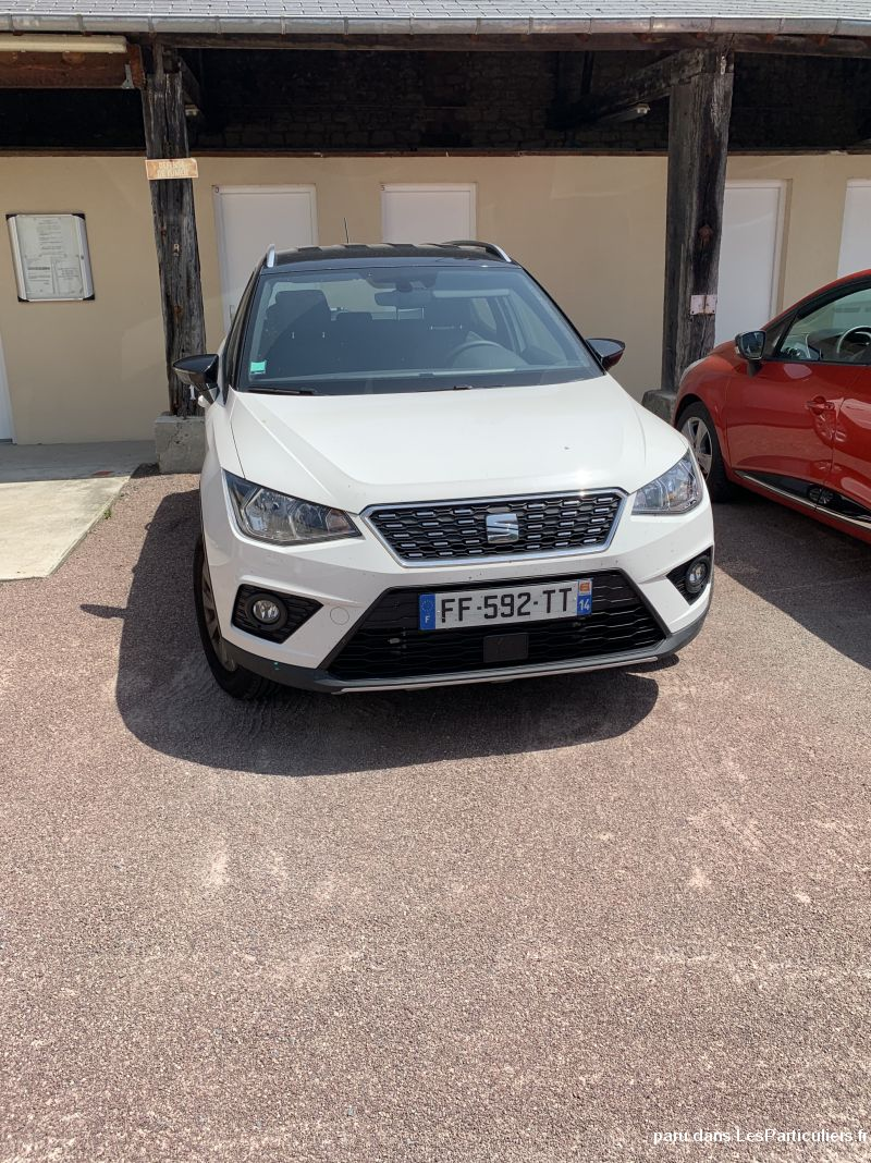 Seat Arona 1.0 TSI 115 DSG7 XCELLENCE Vehicules Voitures Calvados