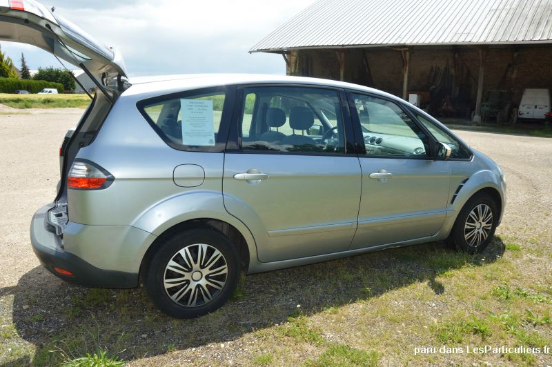 Ford S-MAX 1.8 TDCi 125 Trend (7 CV) Vehicules Voitures Yvelines