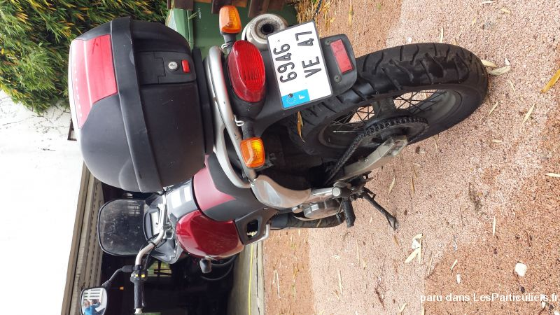 SUZUKI XF 650 FREEWIND Vehicules Motos Lot-et-Garonne