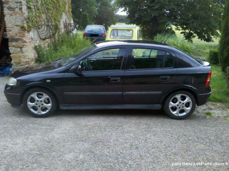 Opel astra Vehicules Voitures Yvelines