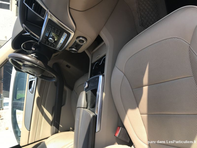 MERCEDES ML 350 Vehicules Voitures Eure