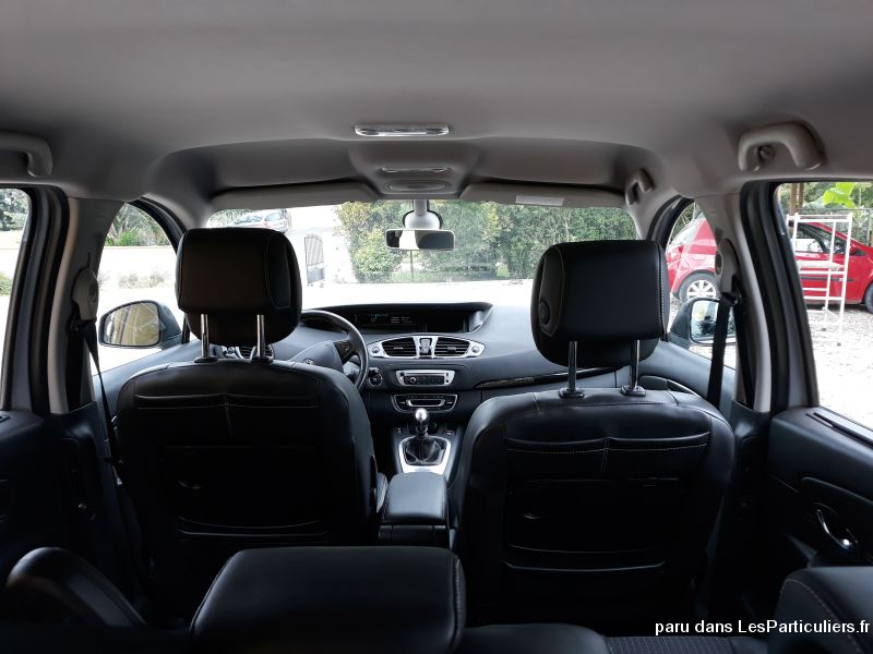 Renault grand scenic  110 eco 2. 7 places 80000 km Vehicules Voitures Landes