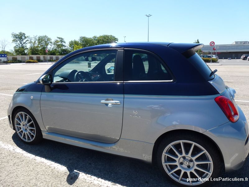 Fiat Abarth Rivale Vehicules Voitures Somme