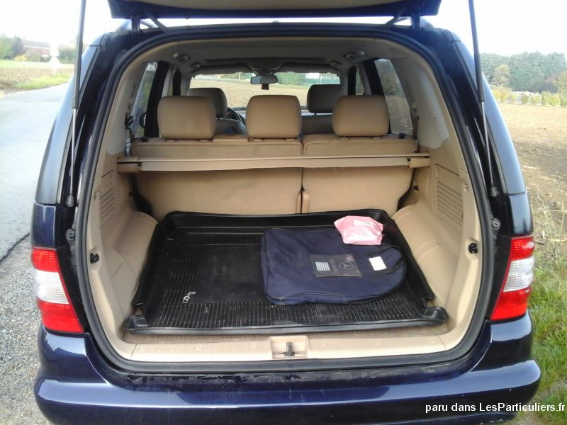Mercedes ML270 Vehicules Voitures Oise
