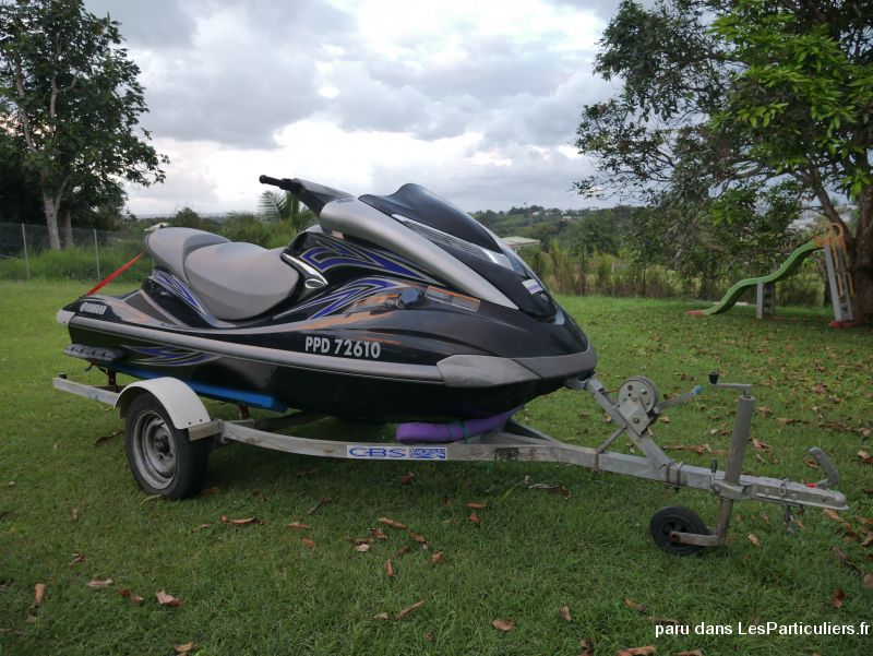 Yamaha Fx160 + Remorque CBS Vehicules Bateaux Guadeloupe