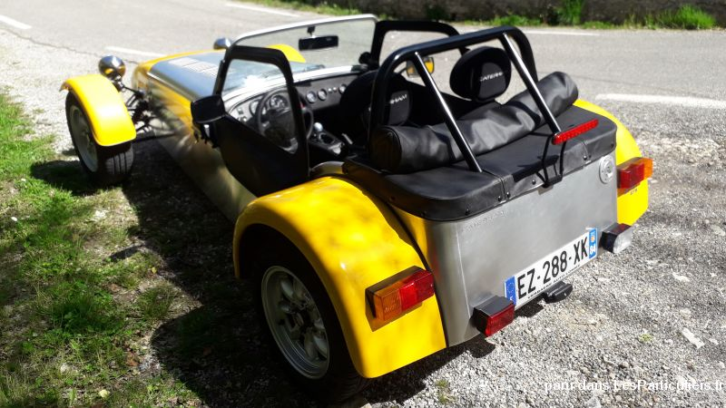 Caterham seven 275 Vehicules Voitures Vaucluse