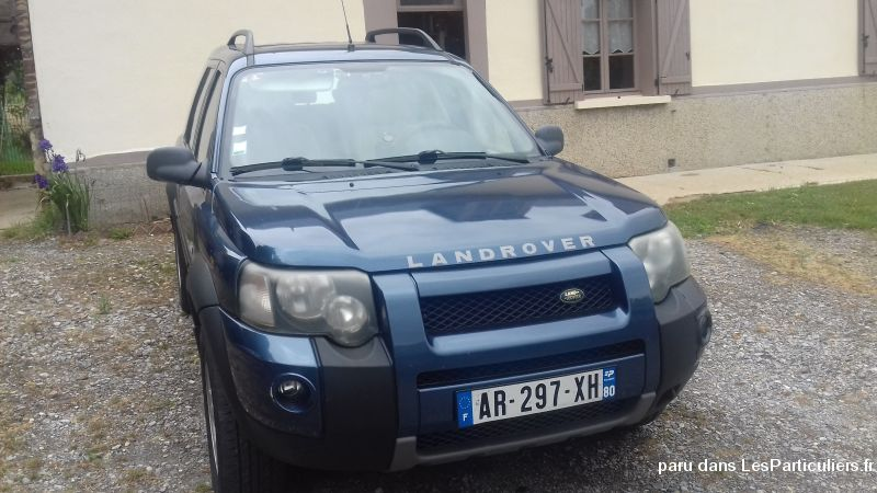 Land rover freelander   Vehicules Voitures Somme
