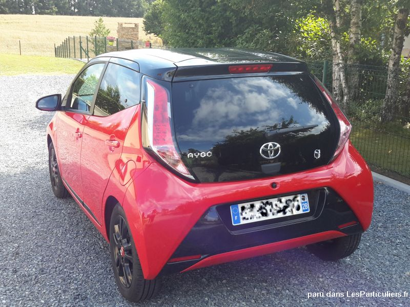 AYGO CITY 4 ROUGE CHILIEN Vehicules Voitures Haute-Vienne