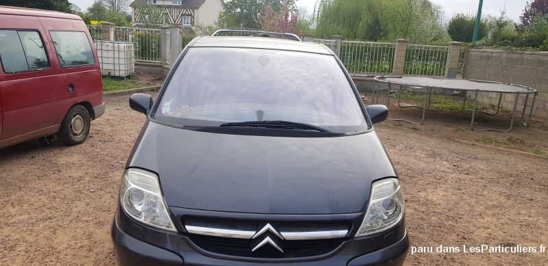 Citroën C8 2.2 hdi exclusive