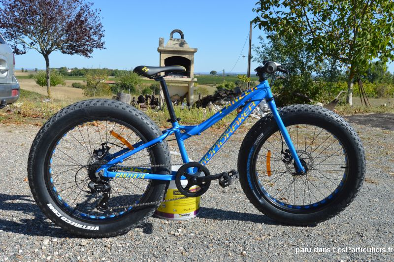 Mountain bike Mondraker Panzer enfant