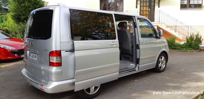 VOLKSWAGEN MULTIVAN T5 2, 5 TDI 174 CV 7 PLACES