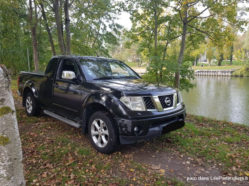 Nissan 2. 5 navara diesel Pick-up