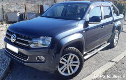 VW Amarok 2.0 BiTDI 180ch Highline 4Motion BVA