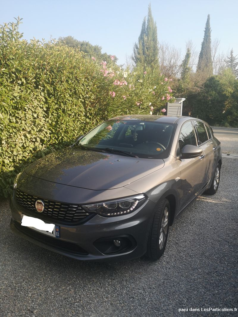 FIAT TIPO EASY + PACK TECH GPS INCLUS