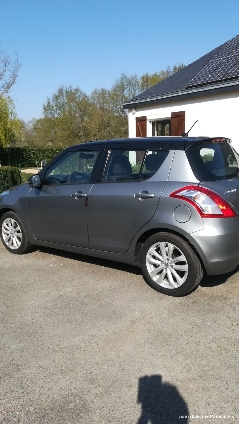 SUZUKI Swift 1.2 vvt So'City So Color