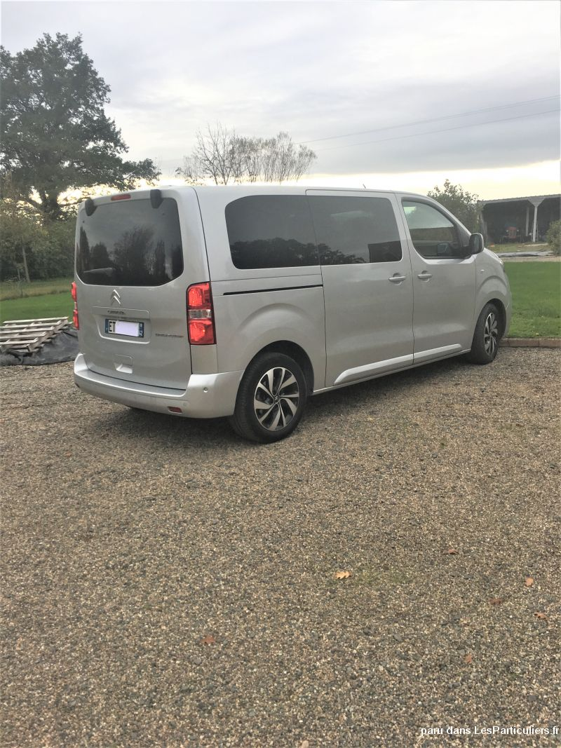 CITROEN SPACETOURER M BLUEHDI 180 S§S EAT6 SHINE