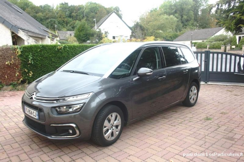 Grand C4 Space Tourer FEEL  – HDI 130 - BVM6  - Vehicules Voitures Ardennes