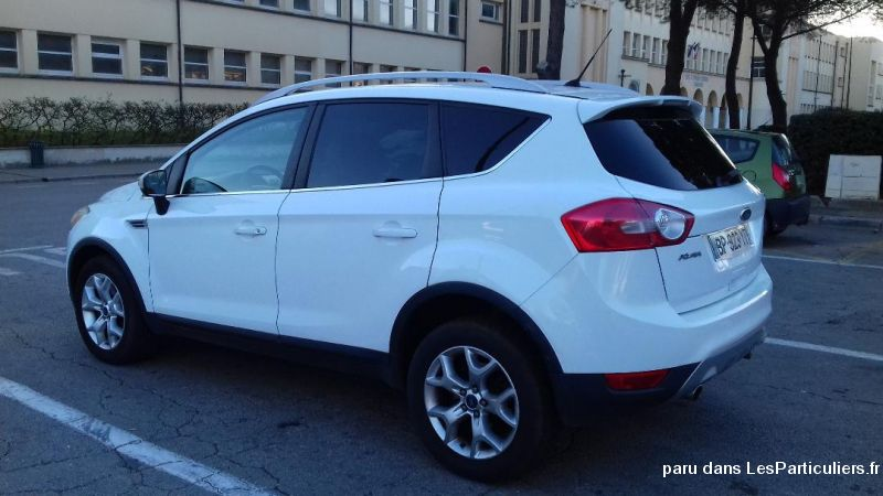 FORD KUGA 2.0 TDCI 140ch DPF TREND 4x2   Vehicules Voitures Var