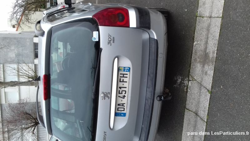 Peugeot 307 diesel année 2005 Vehicules Voitures Charente-Maritime