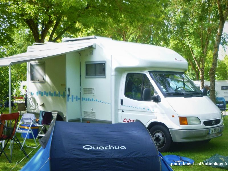 CAMPING-CAR AUTOSTAR ATLAS 478