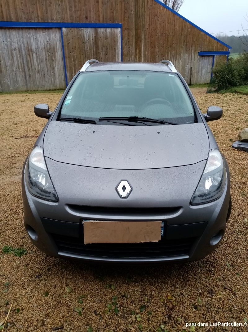 Renault clio 3 estate 2012