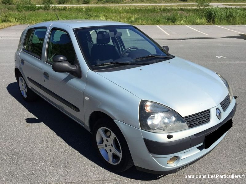 Renault Clio Vehicules Voitures Meurthe-et-Moselle