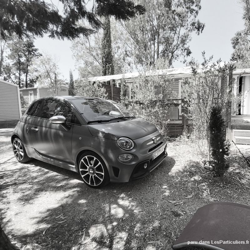 Abarth 595 serie limité  Vehicules Voitures Gironde