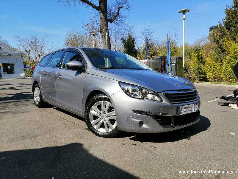 Peugeot 308 SW 2.0 BLUEHDI 150 EAT6  Vehicules Voitures Yvelines