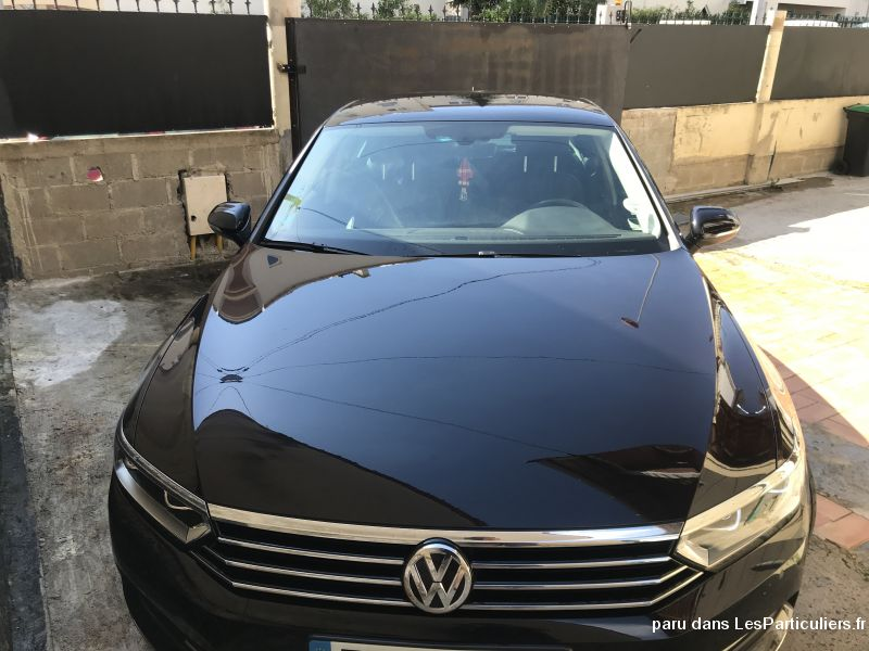 Passat 2L 150 finition carat toute options  Vehicules Voitures Paris