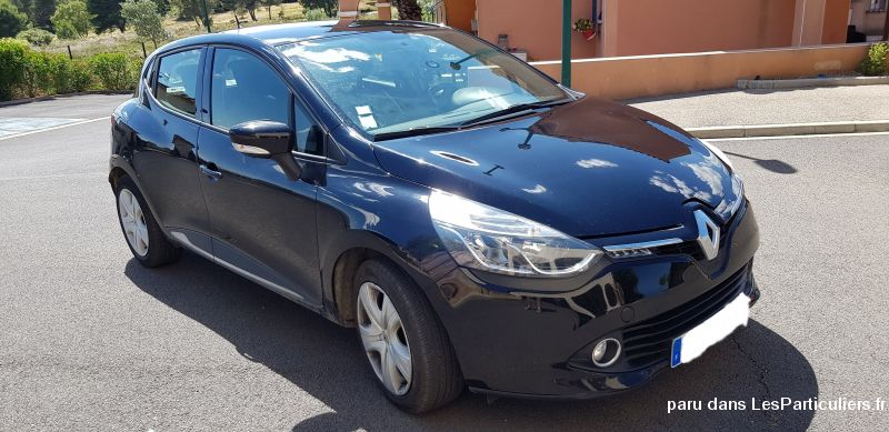 RENAULT Clio 4 1. 5 dCi 90 ECO2 82g 2015 Vehicules Voitures Hérault