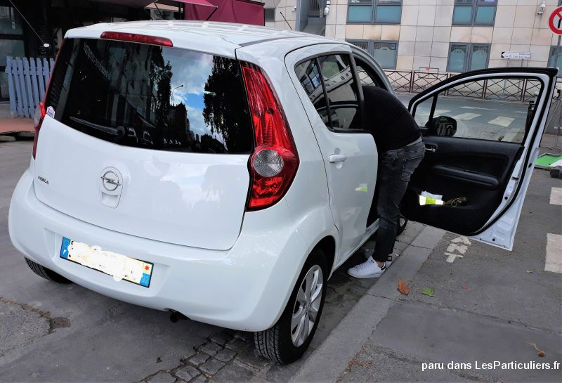 Opel Agila - Crit'air 1 - 1. 2L Vehicules Voitures Paris